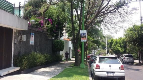 Rento Casa L Chapultepec Muy Amplia Funcional Ubicada