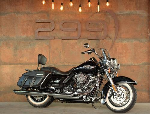 Imagem 1 de 9 de Harley Davidson Road King Classic 2013 | Apenas 22.883kms