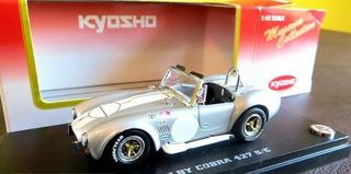 Miniatura Shelby Cobra 427 S/c Kyosho 1/43