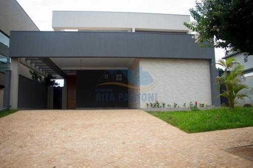 Casa Condominio, Quinta Da Primavera , Ribeirão Preto - C4685-v