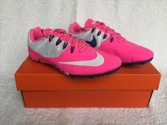 Zapatillas De Atletismo C/ Clavos. Rosas Consultar Talle