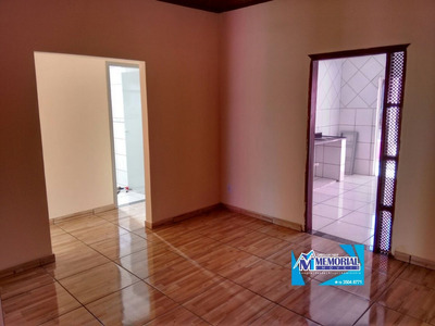 Casa Para Alugar No Bairro Jardim Das Colinas Em - Alug-077-2