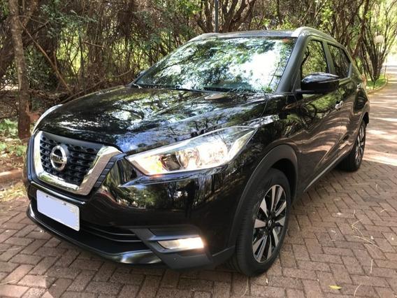 Nissan Kicks Sl 1.6 Preto 2018