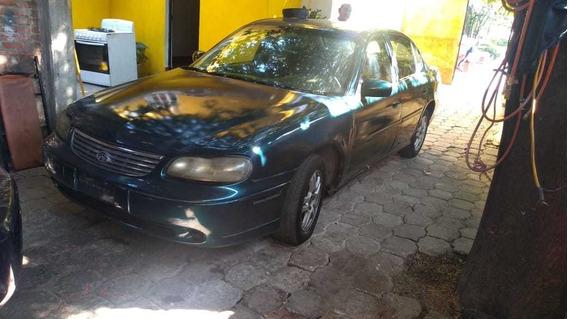 Chevrolet Malibú Atm