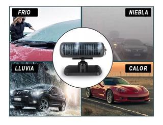 Desempañador Universal 12v Auto Vidrio Calor Niebla Lluvia