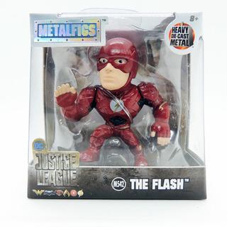 Dc Flash Justice League Metalfigs Die Cast Metal Jada Colecc