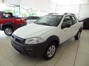 Fiat Strada 1.4 Mpi Hard Working Cd 8v Flex 3p