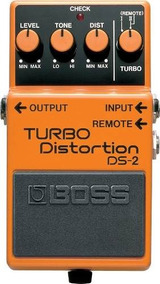Pedal Boss Turbo Distortion Ds-2 Ds 2 Original I Nf