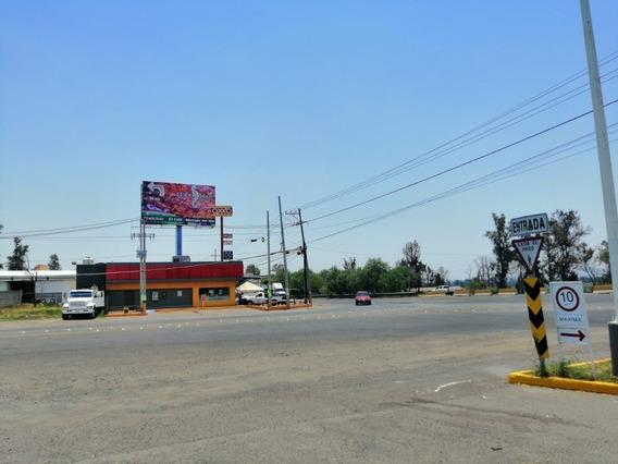 Se Renta Terreno Sobre Carretera Chapala
