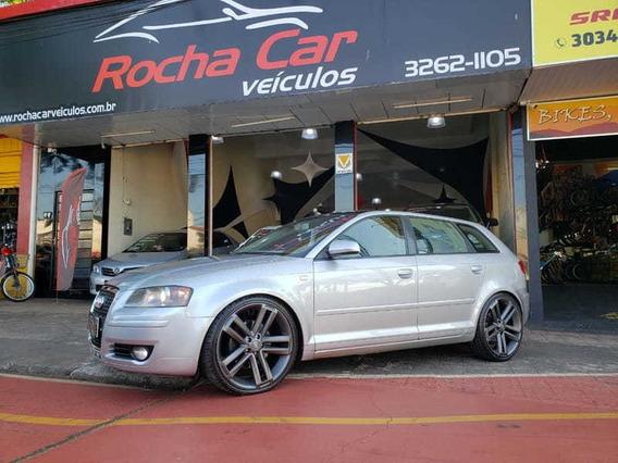 Audi A3 Sportback 2.0 20v Tb Fsi(s-tronic) 4p