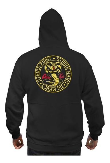 Sudadera Cobra Kai - Karate Kid - Envió Gratis