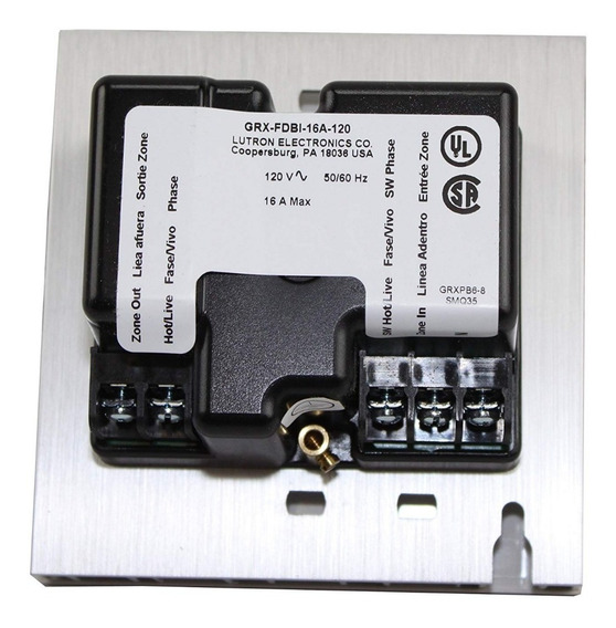 Interface Lutron Grx-fdbi-16a-120