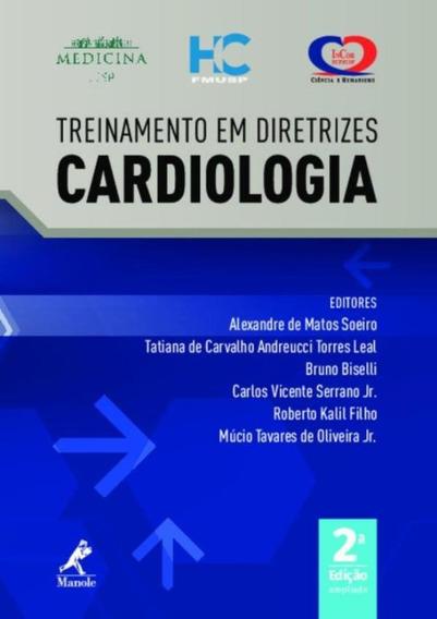 Treinamento Em Diretrizes Cardiologia - 2ª Ed