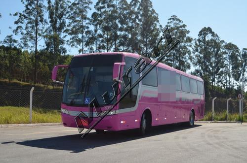 Imagem 1 de 13 de Vista Bus Lo Mb O500 Rs 2005 46 Lug Piloto Auto  Rd-ref 671