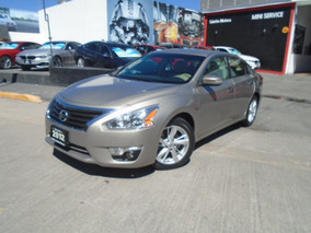 Nissan Altima 2.5 Sense Basico At Cvt