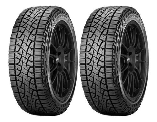 Combo X 2 Pirelli 265/70 R16 112t Scorpion Atr