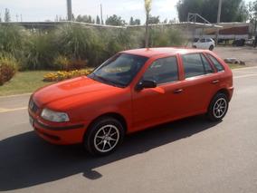 Volkswagen Gol 5 Puertas Nafta 2003