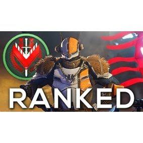 Ranked Destiny 2