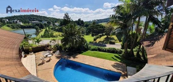 Casa Com 3 Dormitórios À Venda, 400 M² Por R$ 2.250.000,00 - Aldeia Da Serra - Barueri/sp - Ca0044