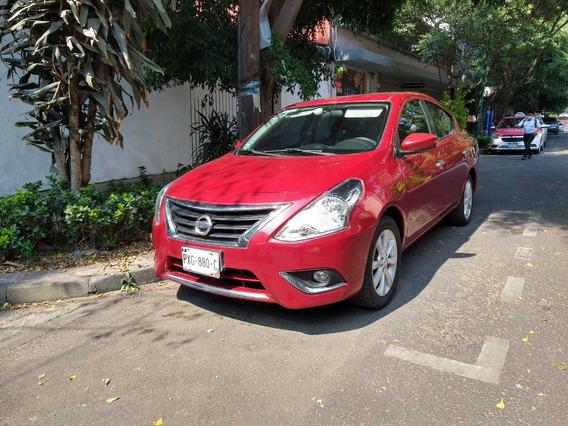 Nissan Versa 1.6 Advance At 2015
