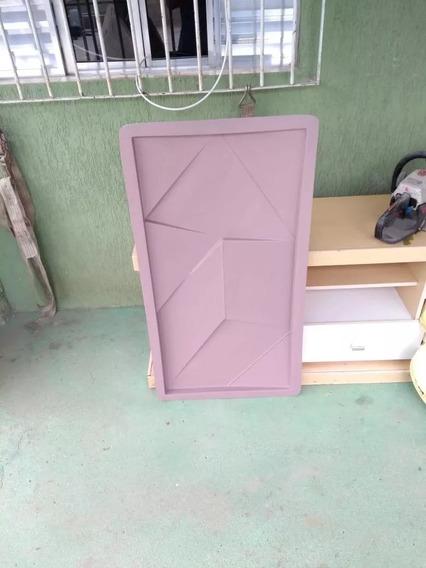 Forma De Fibra De Vidro Para Gesso 3d Escaleno Grande