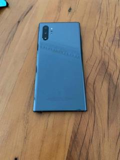 Galaxy Note 10 Plus E Duas Capas Protetoras.