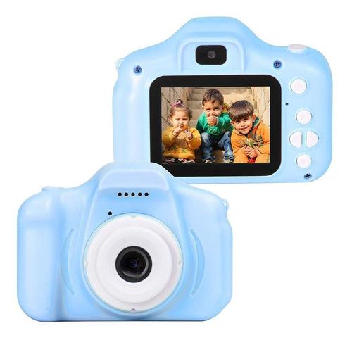 Cámara Digital Foto Video Infantil Chicos Sd Usb