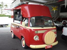 Volkswagen Kombi Food Truck 2005 Vermelha Gasolina