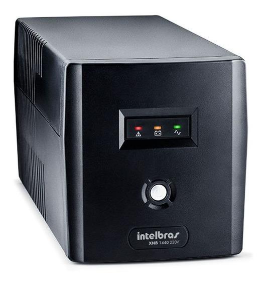 Nobreak Intelbras Xnb 144 Va 220v Cftv Segurança