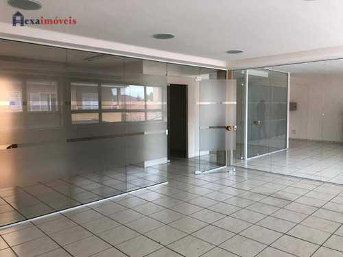 Sala Para Alugar, 55 M² Por R$ 2.000,00/mês - Residencial Das Estrelas - Barueri/sp - Sa0030