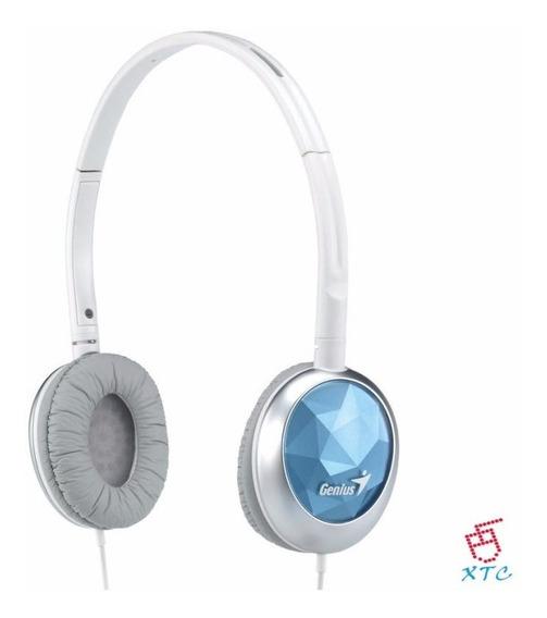 Audifonos Genius Ghp-400s Alta Potencia Plug De 3,5 Mm Xtc
