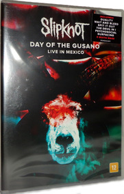 Dvd Slipknot - Day Of The Gusano - Live In Mexico