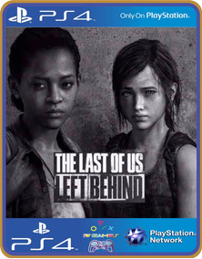 Ps4 The Last Of Us Left Behind Stand Alone Psn Original 1 Mí