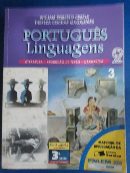 Portugues Linguagens 3 Literatura Livro Do Professor 2005