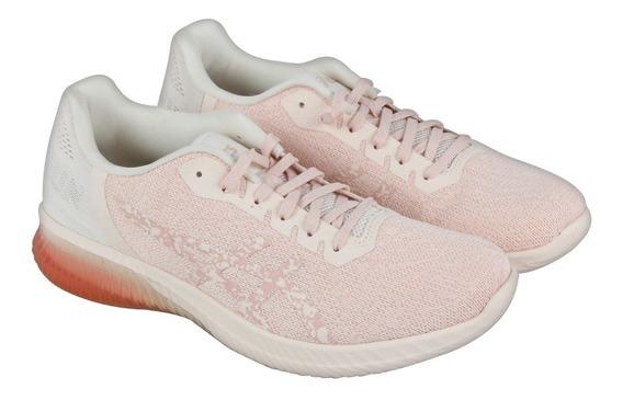 Tenis Asics Gel Kenun Vanilla Cream Womens No. T7c9-0202