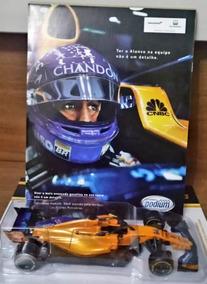 Mclaren Mcl33 Fernando Alonso - Escala 1:24 Nova E Lacrada