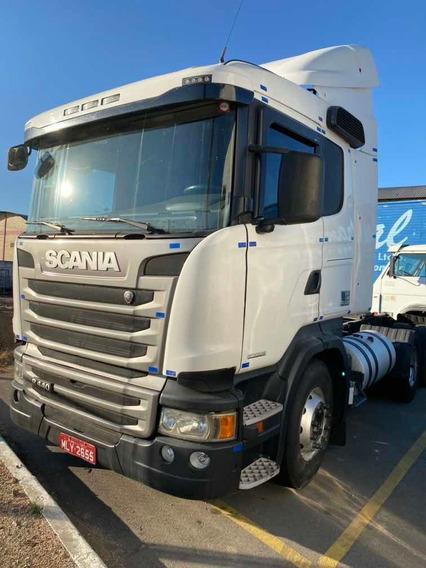 Scania R 440 6x2 Ano 2014 - Unico Dono