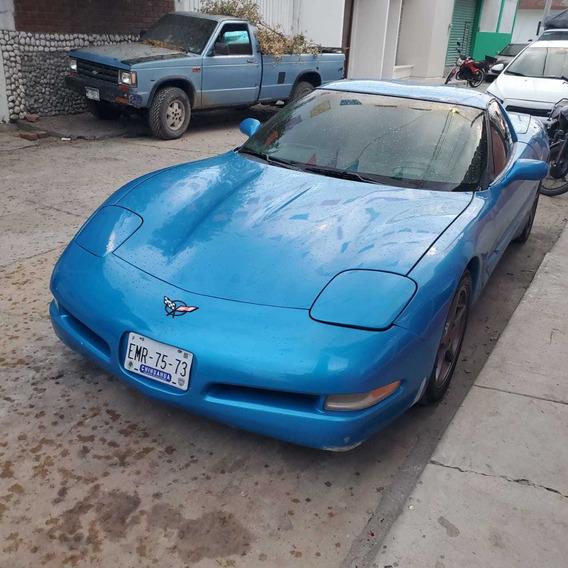Chevrolet Corvette Coupé At 2000
