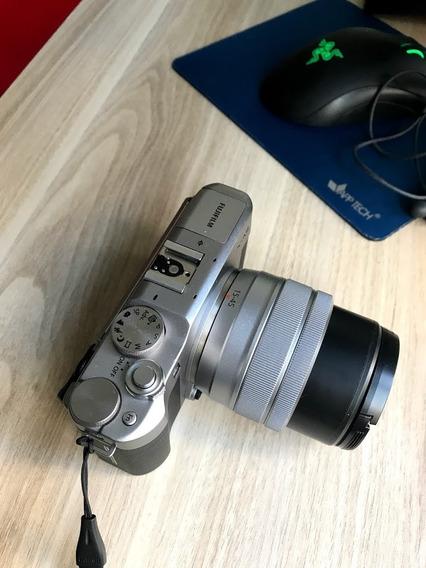 Câmera Mirrorless Fujifilm X A5 - Novissíma