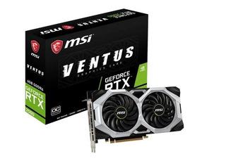 Msi Gaming Geforce Rtx 2060 6 Gb Gddr6 Nueva Sellada