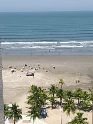 Apartamento Em Canto Do Forte, Praia Grande/sp De 93m² À Venda Por R$ 450.000,00 - Ap161952