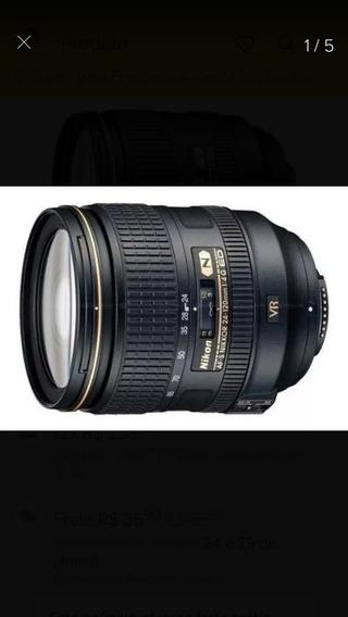 Lente Nikon 24-120 F4