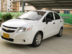 Chevrolet Sail Ls 1.4 4 Puertas Blanco