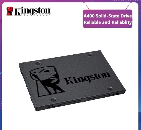 Ssd 240gb Sata 3 Kingston A400 2,5