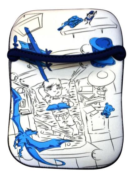Capa Protetora Lev - Coleção Ilustrações - Sonhador