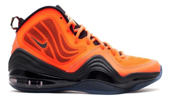 Nike Air Penny V Crimson 537331-800 Importacion Mariscal