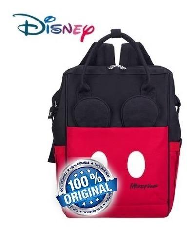 Mala Bolsa Mochila Kit Maternidade Disney Original Bebê