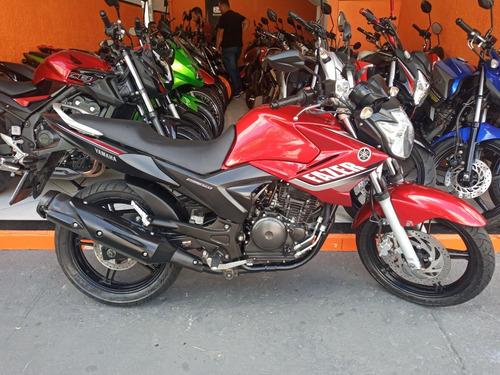 Yamaha Fazer 250 2015 Blueflex Bel Motos