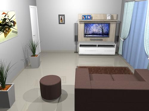 Imagem 1 de 5 de Projetos 3d Para Móveis, Marcenaria.