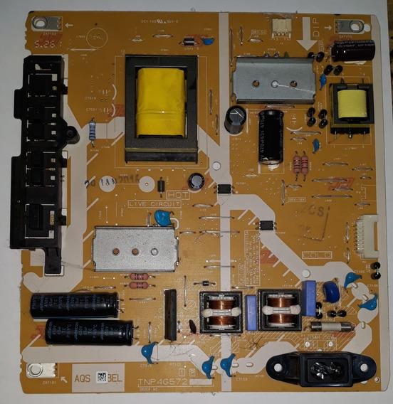 Placa Fonte Tc-32a400b 32a400b Tc-32cs600b Tnp4g572